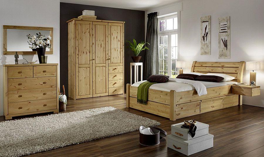 Massivholz Schlafzimmerschrank ~ De bedste idéer inden for schlafzimmer komplett massivholz på