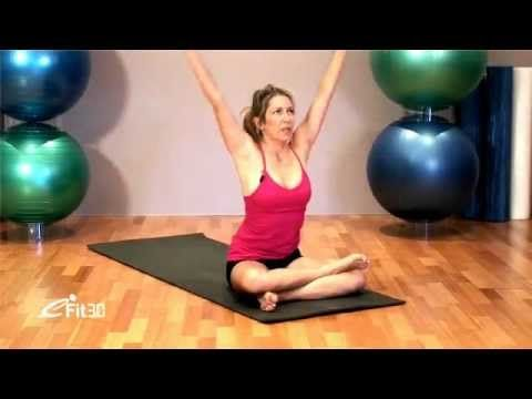 hatha yoga full 30 minutes  perfect stressreliever
