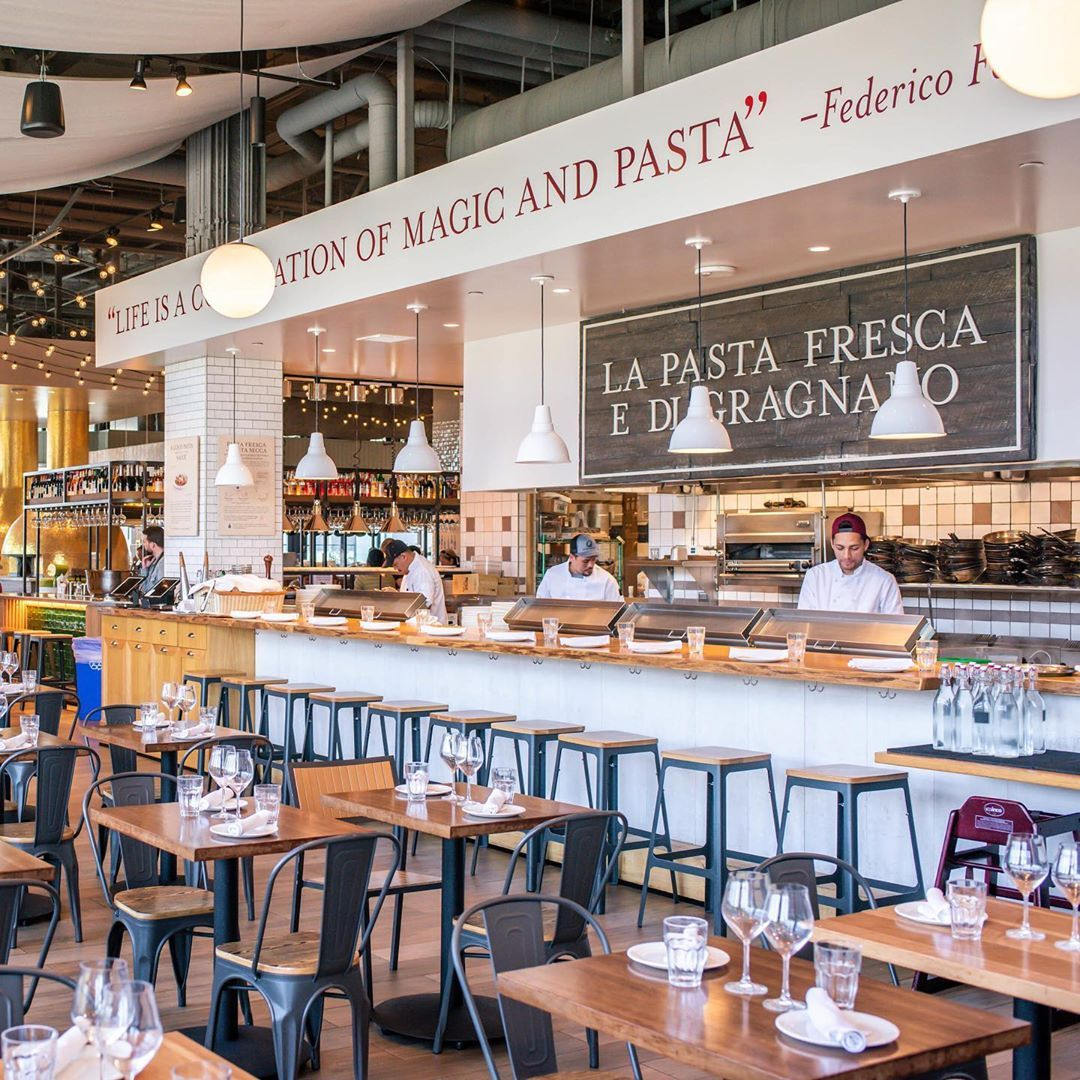 Eataly L A On Instagram Tonight What Happens When You Combine A Favorite El Segundo Restaurant With A Westside Italian Eataly Restaurant Italian Favorites