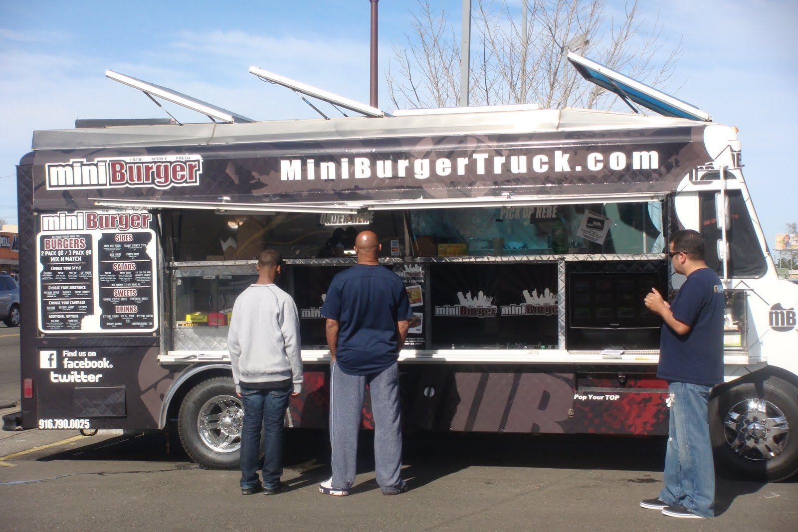 Food Truck Autward Design