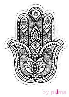 La main de Fatima : la Khamsa porte-bonheur   Institut du...