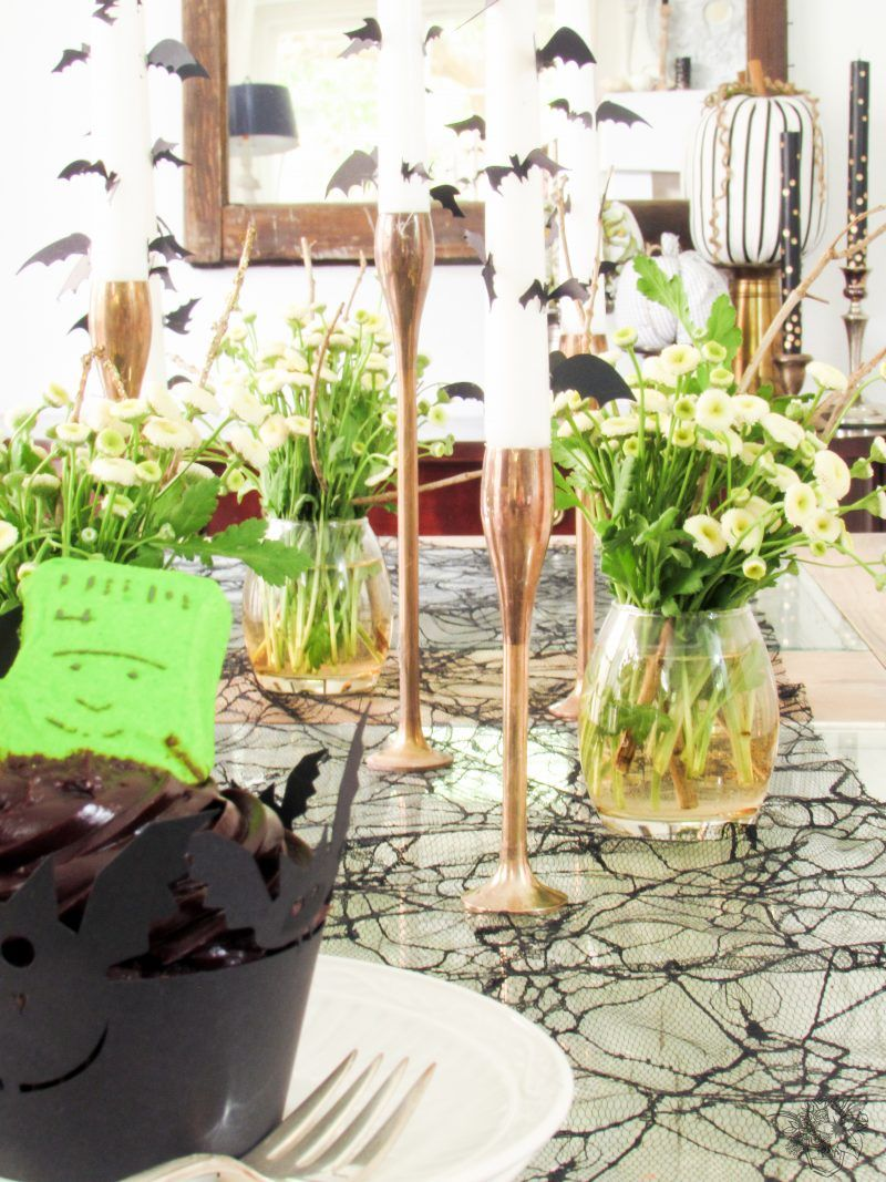 DIY Gone Batty Halloween Candles Easy halloween, DIY Halloween and - halloween diy decor