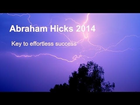 """▶ Abraham Hicks 2014 ペ Key to effortless success - YouTube.  """"There is a leverage that comes with alignment, that does snot come any other way."""" To experienced alignment, Meditate, or allow yourself to have fun and recognize that feeling as alignment.  It always comes back to this; """"Seek first alignment"""" - then take action, and then the doing of it will more resemble play than work, joy than obligation, inspiration than discipline, more rewarding than a mere expenditure of effort.."""
