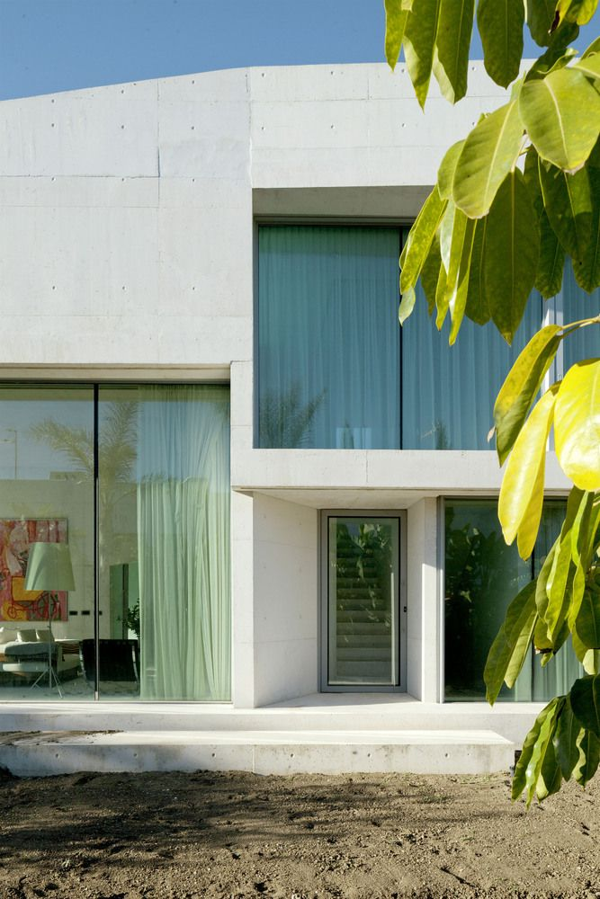 Jellyfish House by Wiel Arets Architects | Inspirationist