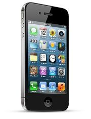 Contract-Free Apple iPhone 4 8GB Smartphone for Virgin