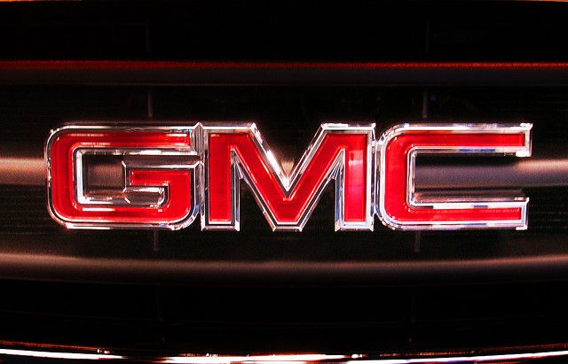 Gmc Logo IPhone Wallpaper