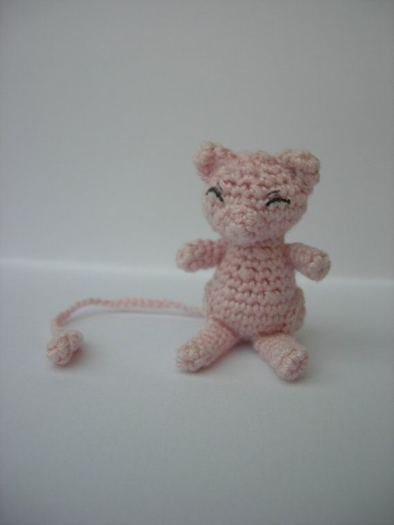 Mew - pokemon crochet amigurumi | Crochet Projects | Pinterest ...