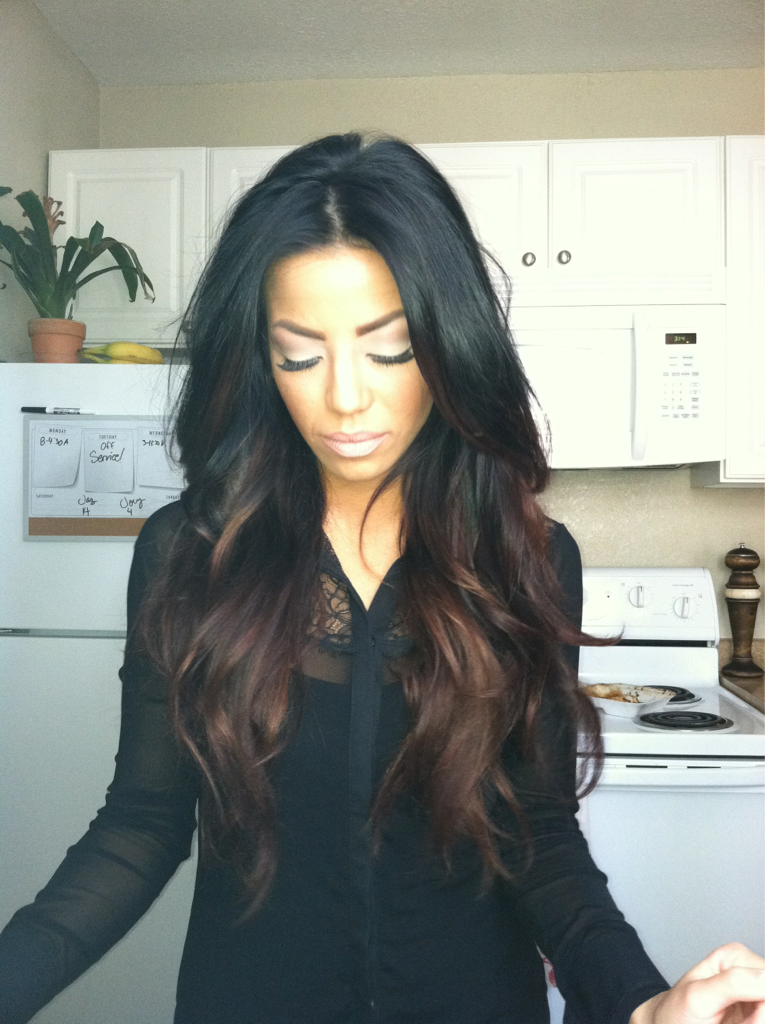 I would love for my hair to look like this