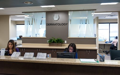 UT Southwestern Medical Centers Award Winning Dermatology Clinic Has Gained Recognition For Excellence In Research Education And Patient Care