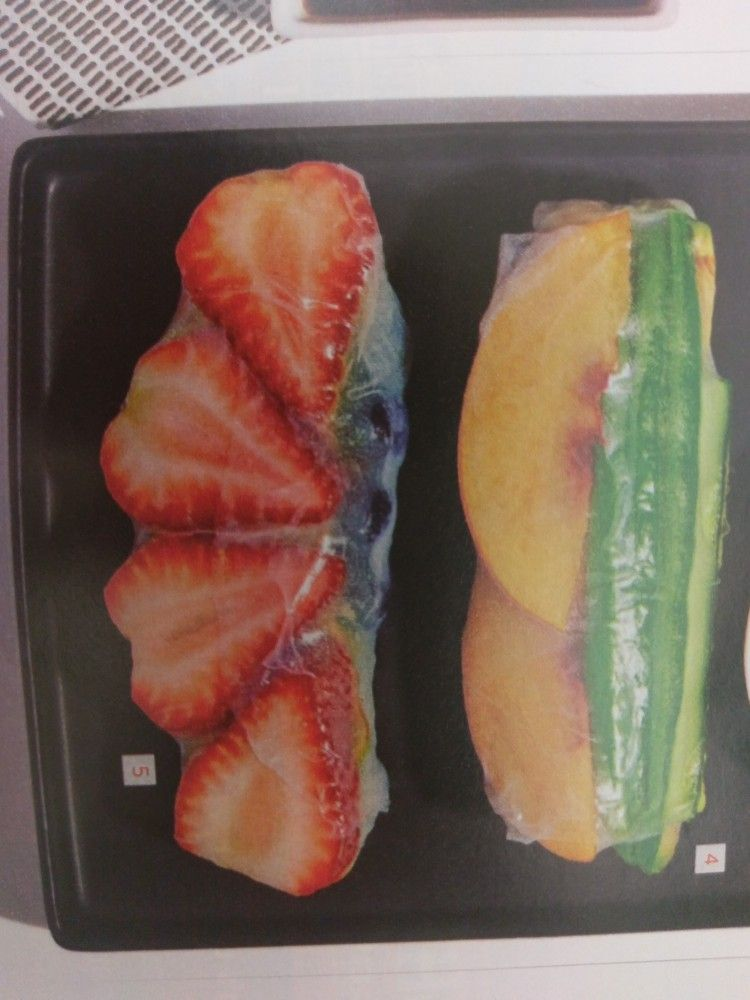 Momma's gluten free fruit roll up! Photo from Self Magazine