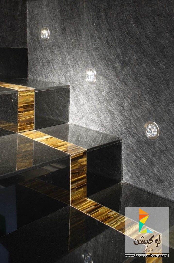 ديكورات سلالم رخام فخمة Stairs Design Modern Staircase Design Marble Stairs