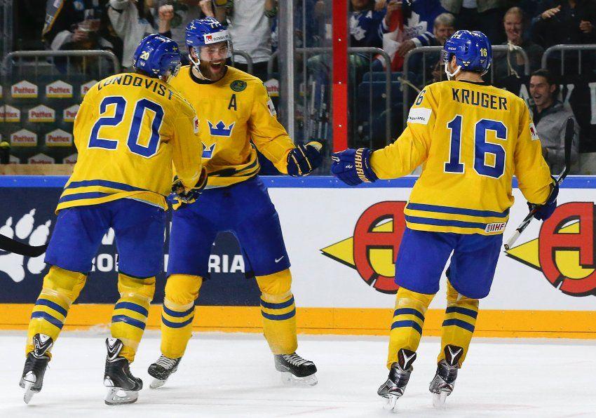 Kanadische Eishockey Nationalmannschaft