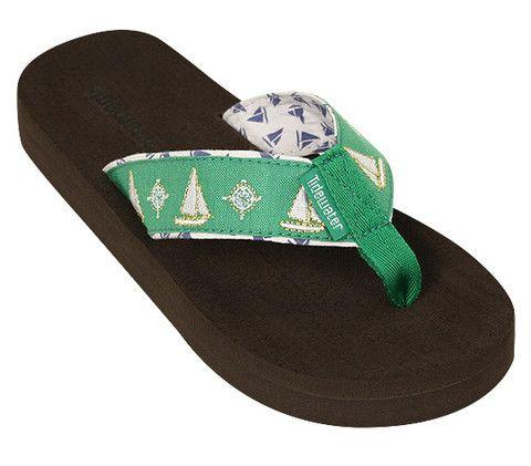 sailboats  sandals womens flip flop white casual shoes