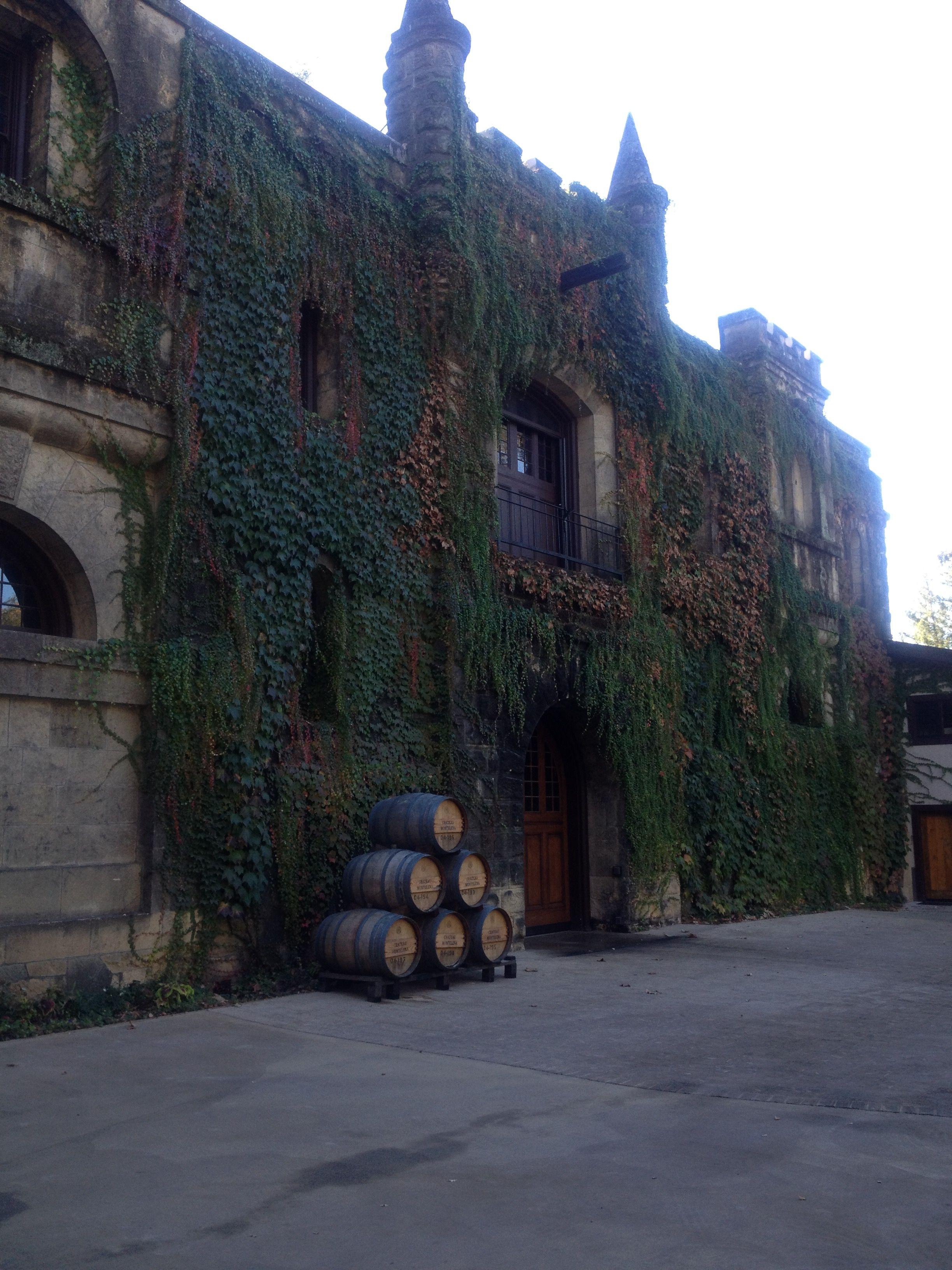 """Chateau Montelena Winery, """"BottleShock movie"""" location"""