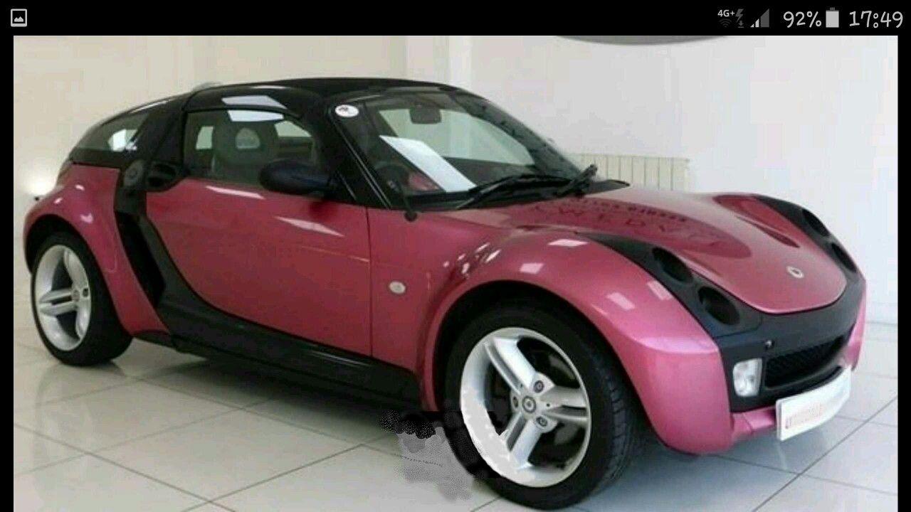 Smart roadster smart car