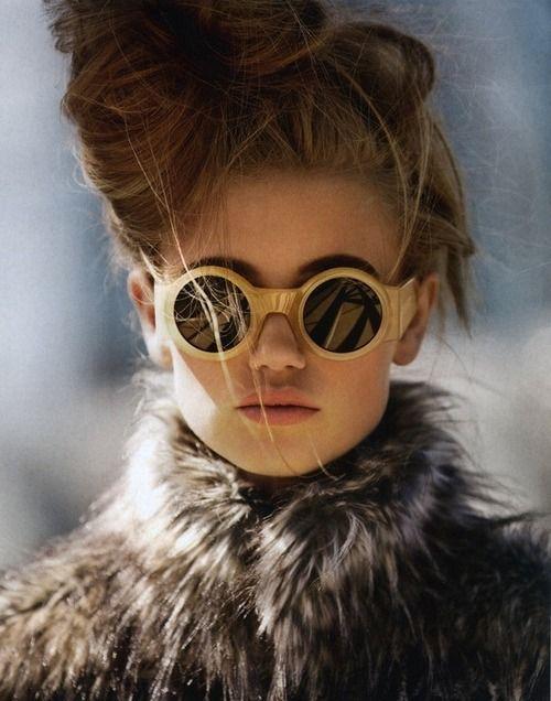 round glasses | Tumblr