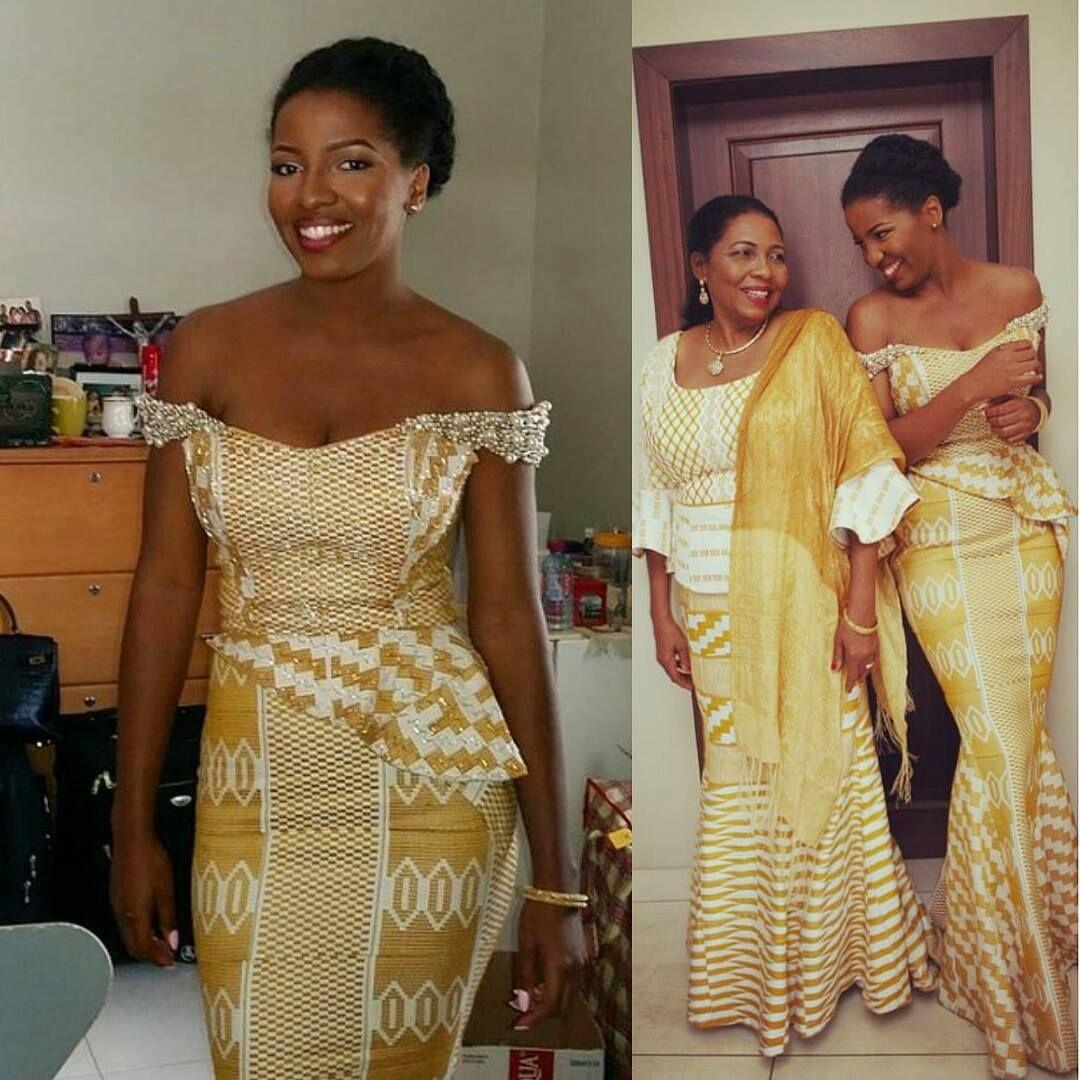 I do ghana jennifer mom kente wedding african for African dress styles for weddings