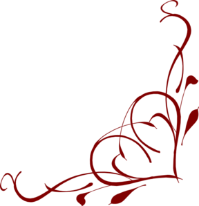 Corner Line Scroll Artwork Heart Corner Clip Art At Clker Com Vector Clip Art Online Royalty Clip Art Borders Clip Art Clip Art Vintage