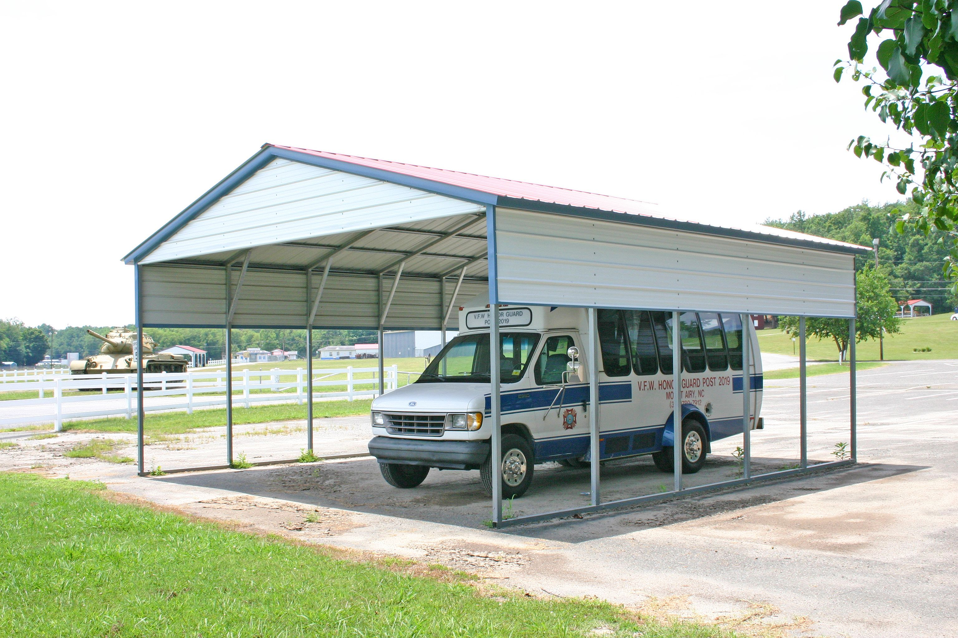 Pin by Hippo Structures on RV Carports, Covers, and