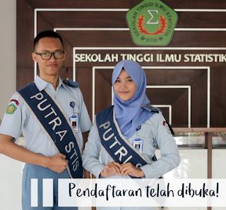 Pendaftaran Poltek Sekolah Tinggi Ilmu Statistik 2018 Sekolah Statistik Mahasiswa