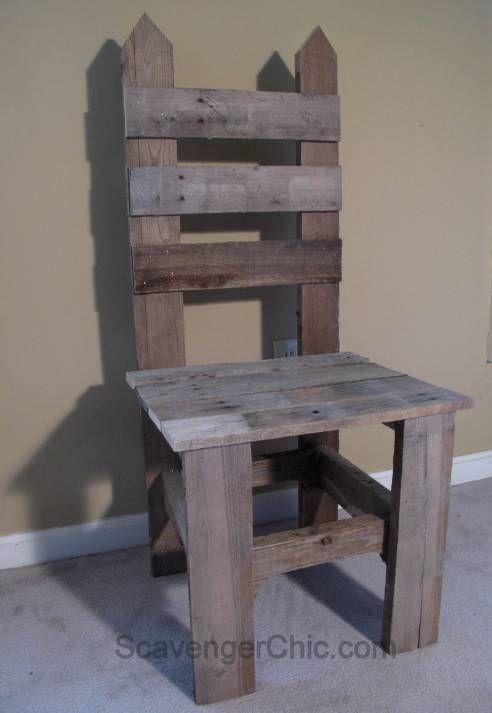 pallet wood garden chair multi project pallet ideas pinterest rh pinterest com
