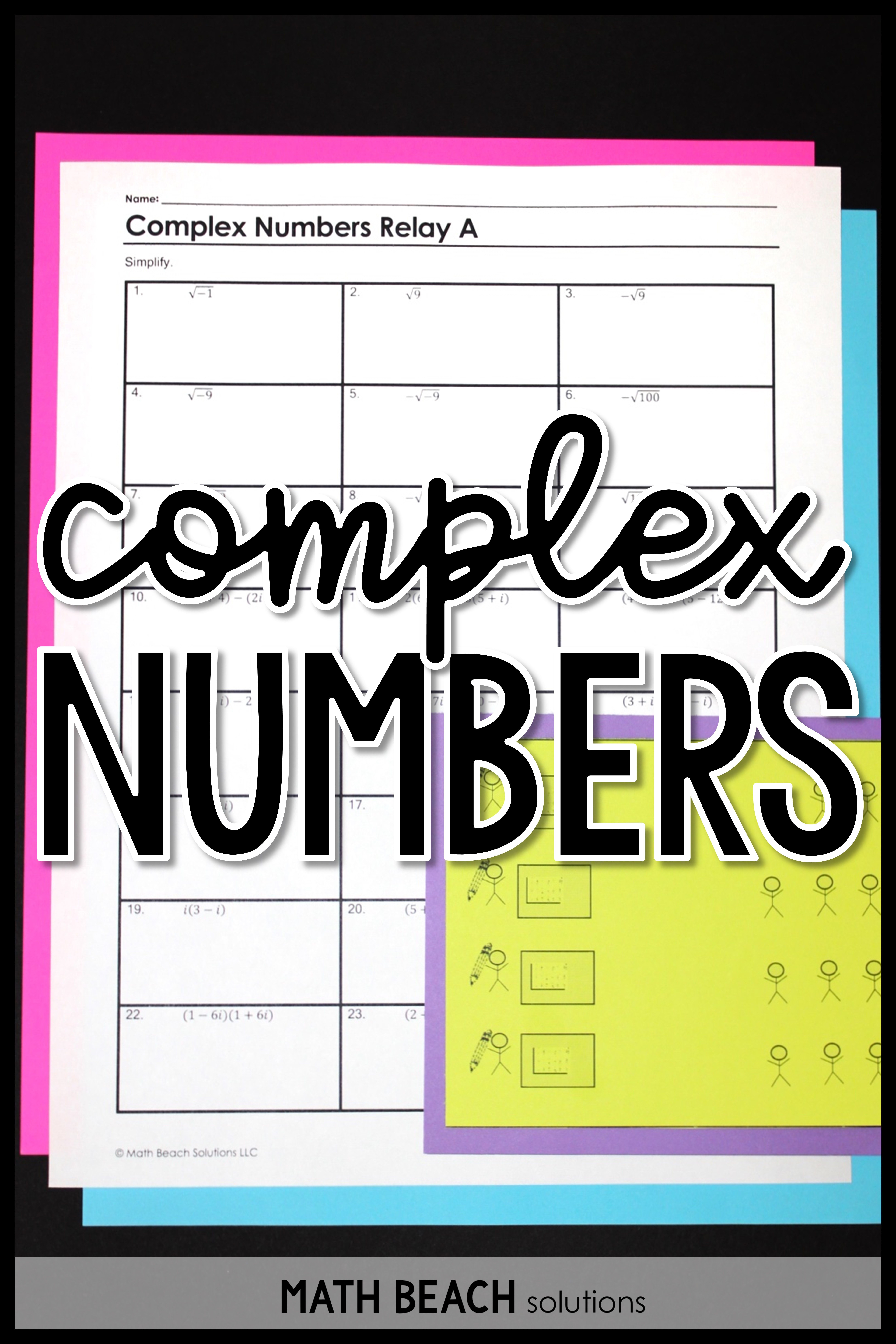 Simplifying Complex Rational Expressions Worksheet