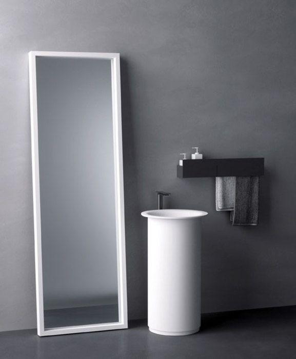tono bagno diseo de baos modernos cemento agape lavabo inout griferia sen