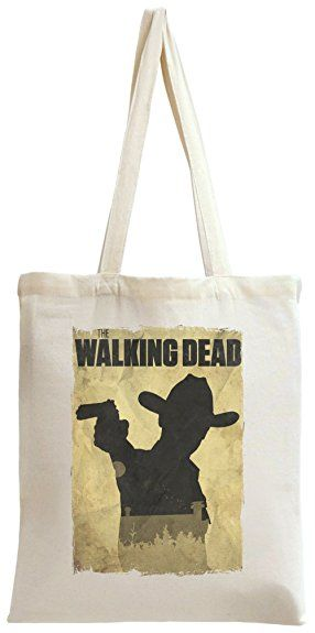 the walking dead shooter Tote Bag