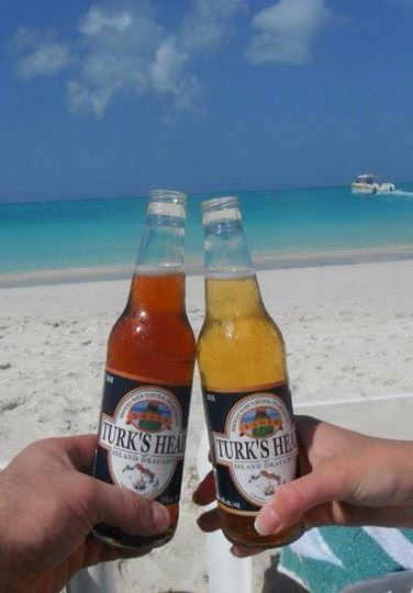 Cheers from the Turks & Caicos!