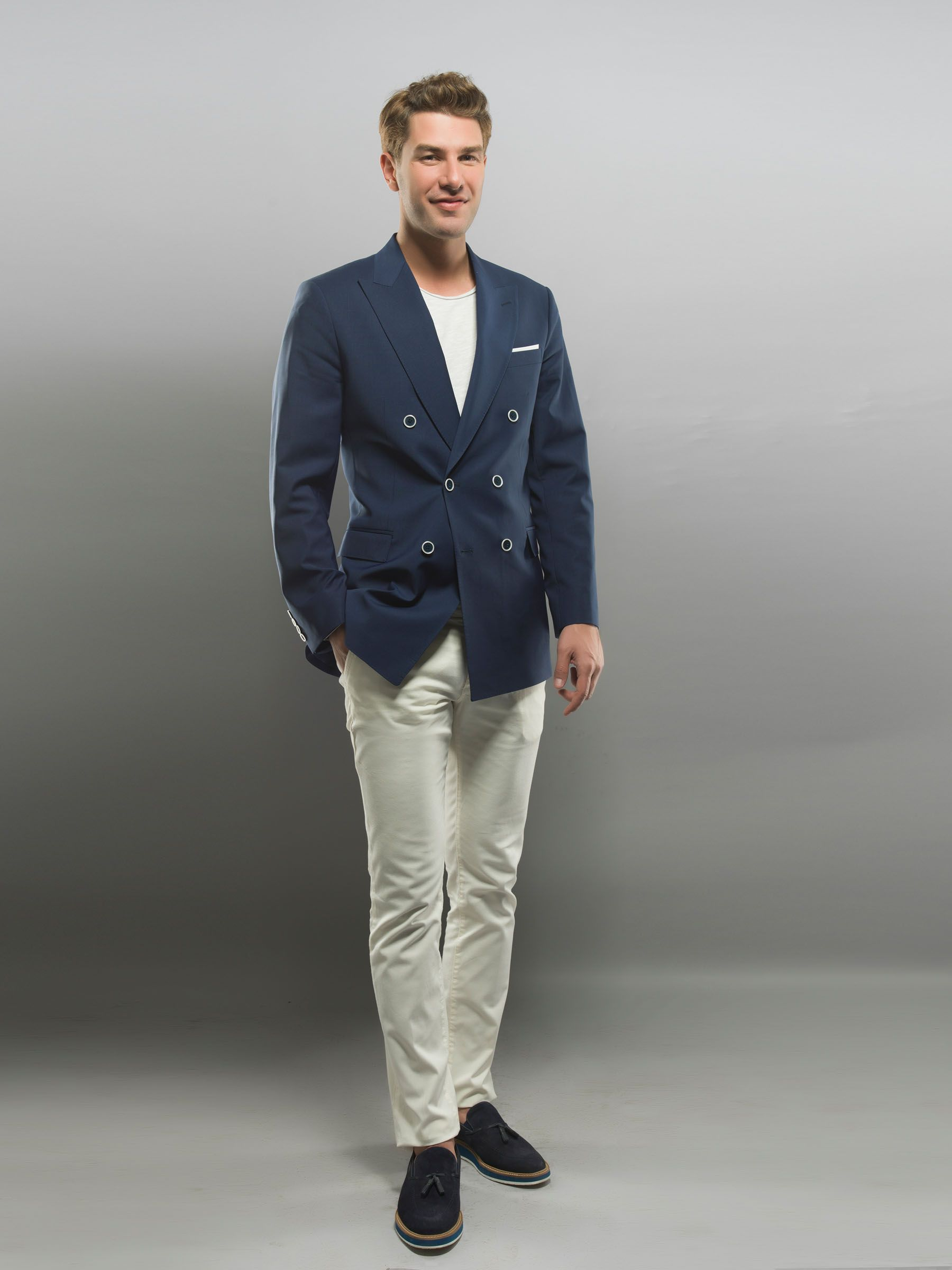 Pin By Hande Ercel On No 309 Fashion Mens Fashion Double Breasted Suit Jacket