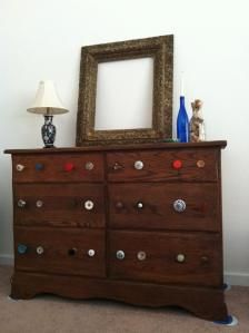 eclectic crafts room. Eclectic Dresser For Craft Storage Crafts Room