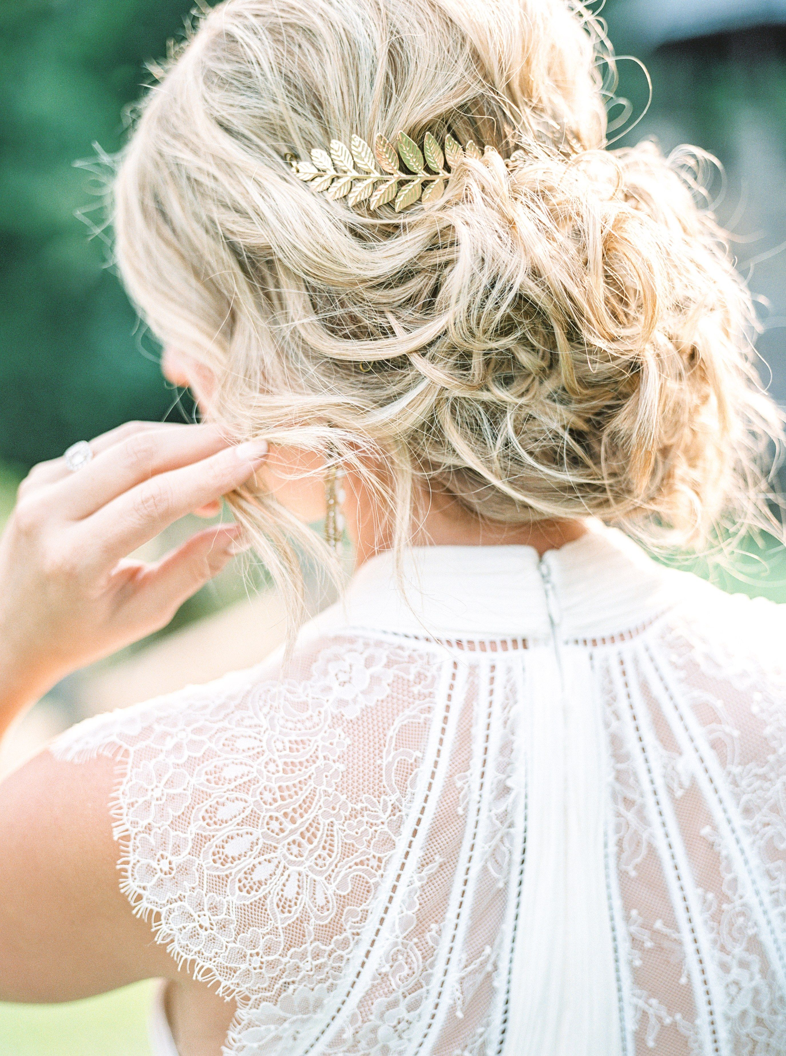 Bohemian Brides Will LOVE These Hairstyle Ideas | Bohemian wedding ...