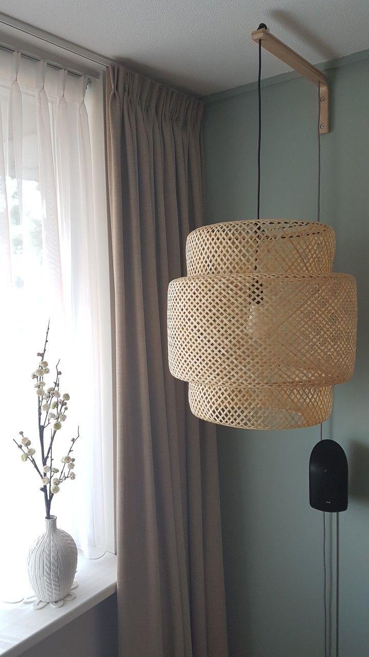 Wall Mounted Sinnerlig Pendant Lamp From Ikea Ingredients