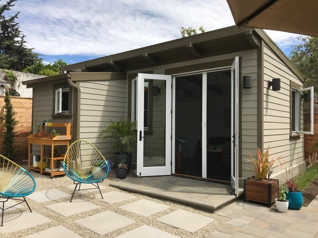 A 270SquareFoot Tiny House Turned Inspiring Art Studio