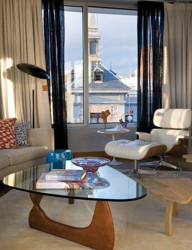 tesoros vintage sillas Serie 7 de Arne Jacobsen revista decoración