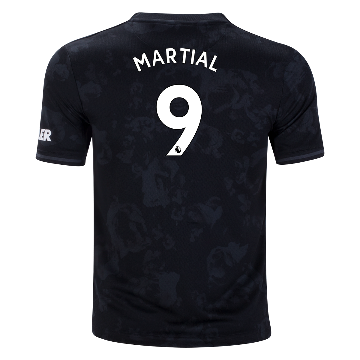 Adidas Anthony Martial Manchester United Youth Third Jersey 19 20 Yxl Manchester United Youth Manchester United Players Manchester United