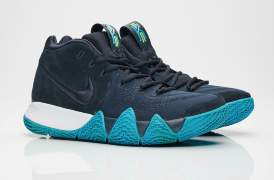 Look For The Nike Kyrie 4 Obsidian Now The Nike Kyrie 4 is the newest and