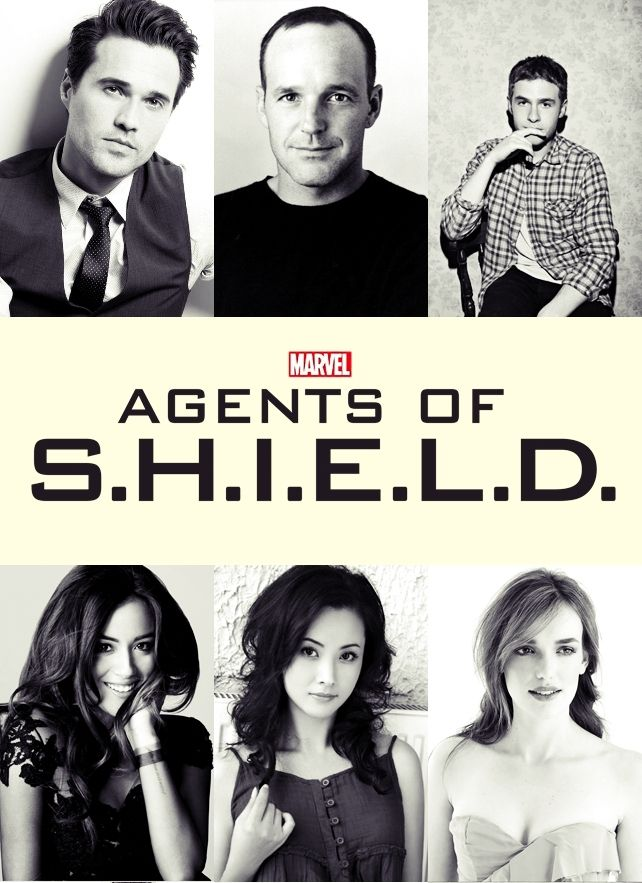 marvel agents of shield schauspieler