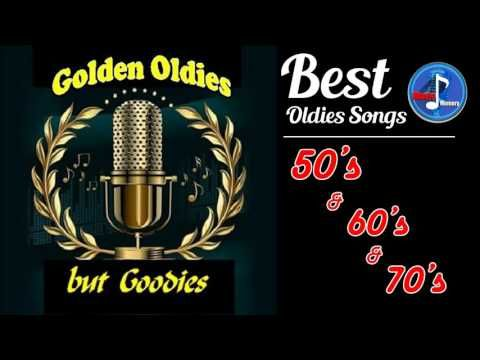 Greatest Hits Oldies But Goodies - 50's, 60's & 70's Best