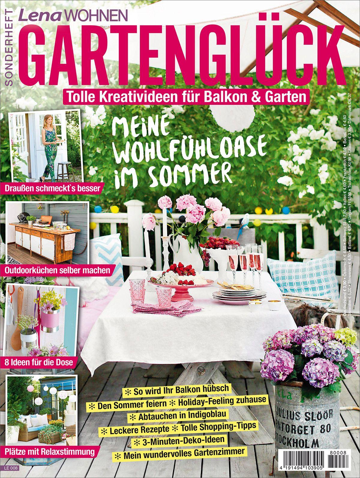 Wohnen Und Garten Zeitschrift