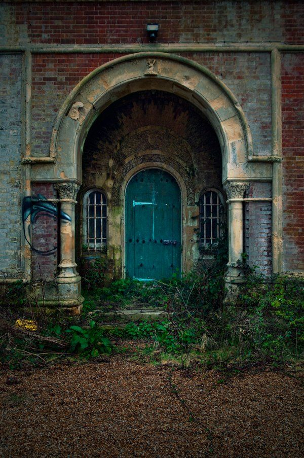 abandoned girl school in england