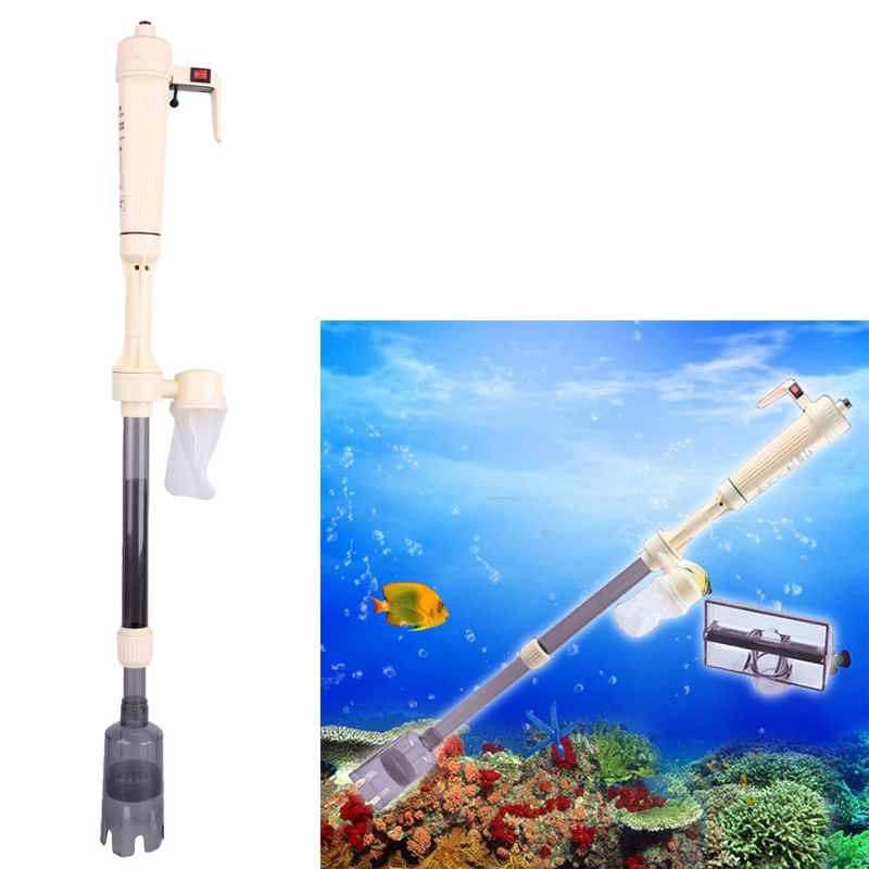 SODIAL Fish Tank Plastic Frame White Net Fry Hatchery Breeder w Suction Cups R