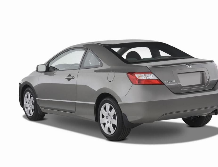 Civic Coupe Honda usa - http://autotras.com