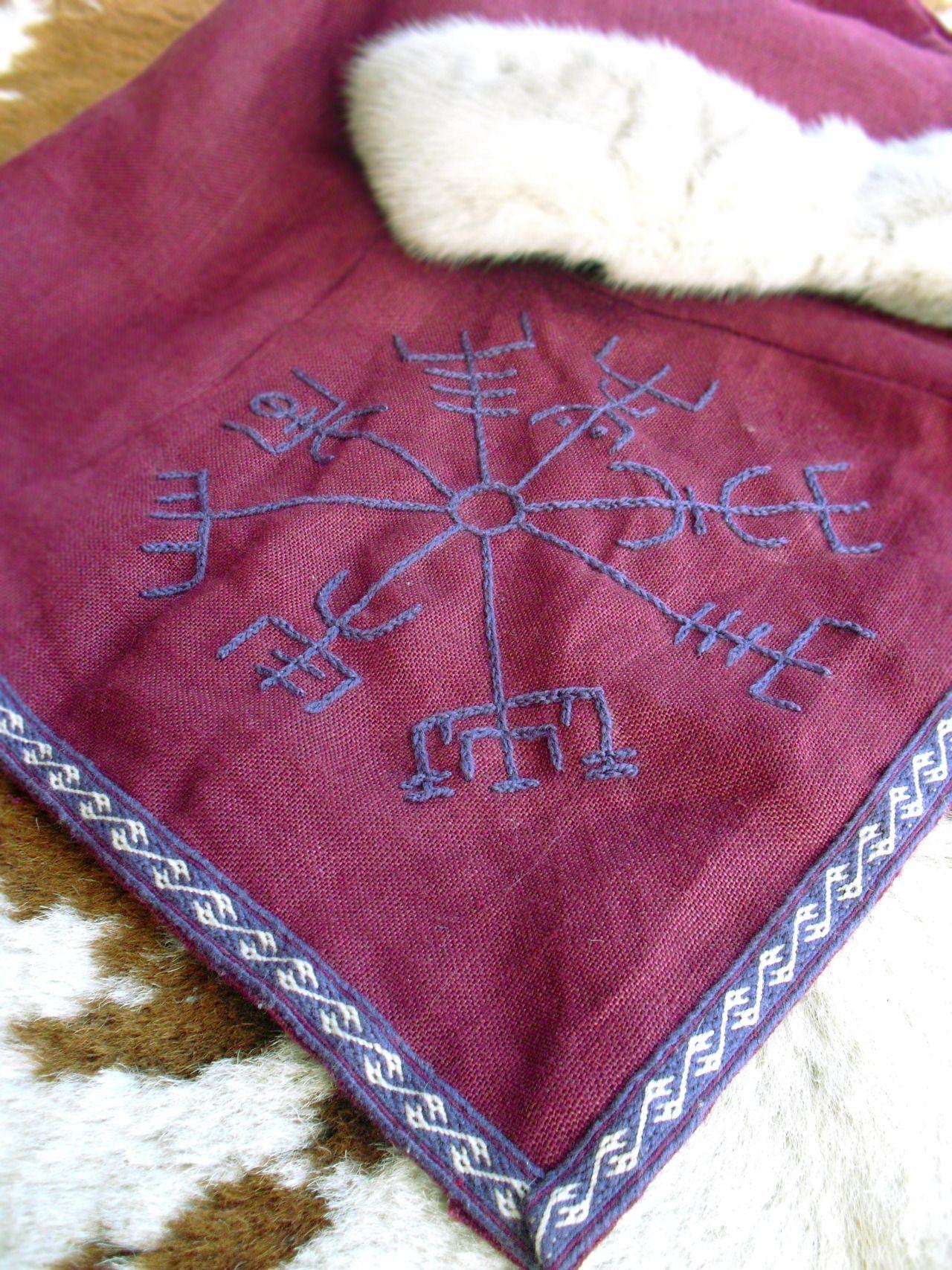 Único Vestido De Novia De Viking Ideas Ornamento Elaboración ...