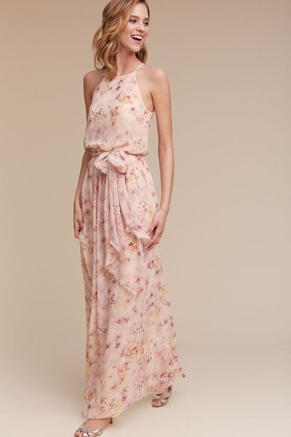 40a21b3f35 Blush Wildflower Alana Dress | Chiffon but also comes in lace and other  colors