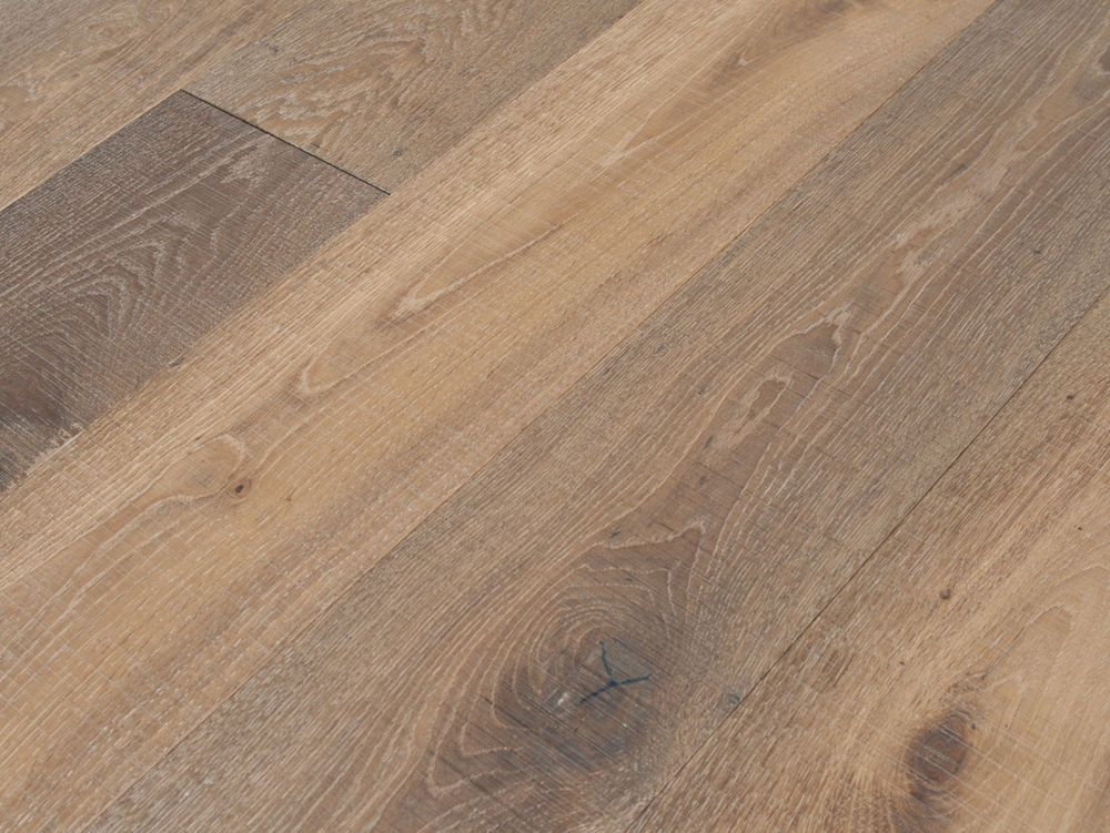 75 Lakefront Natural Oil European White Oak Engineered Wood