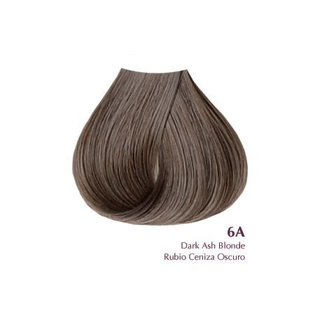 Satin 6a Dark Ash Blonde 3oz Dark Ash Blonde Dark Ash Blonde