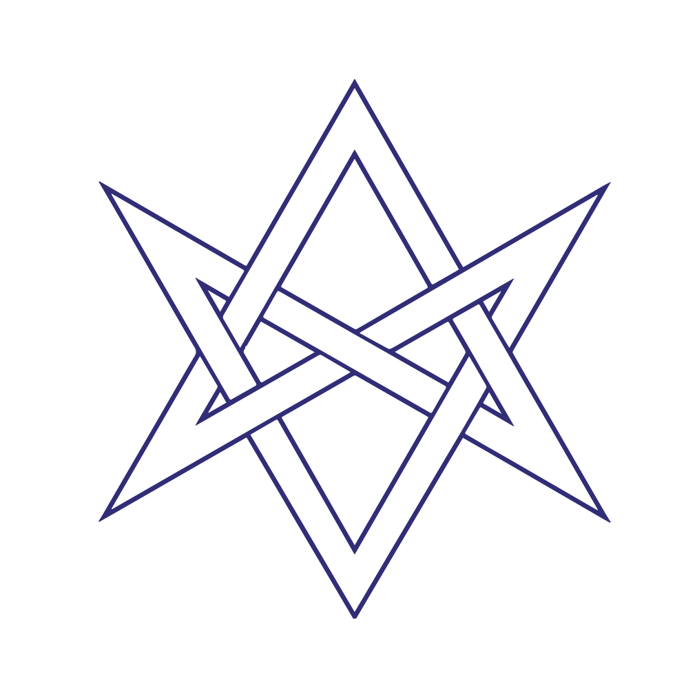 Hexagram Unicursal As A Wiccan Symbol Symbols And Meanings