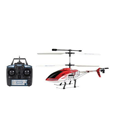 Take A Look At This Gyro Hercules Unbreakable Remote Control Helicopter By Hobbytron On Zulily Today Wonde Remote Control Helicopter Rc Helicopter Helicopter