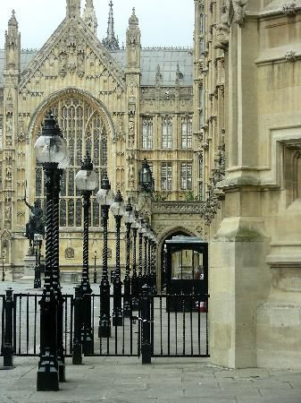 House of Parliament . London
